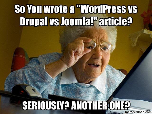 wordpressvs an introduction to wordpress